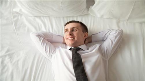 כיף לכם לקום בבוקר ולצאת לעבודה?