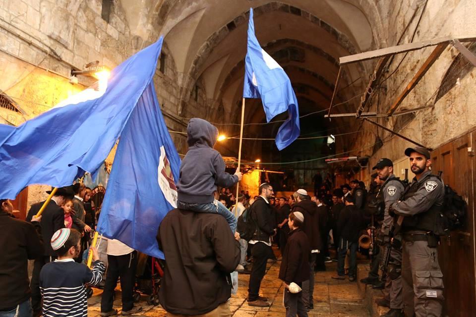 סיבוב שערים ראש חודש כסלו. צילום: אריאל זגלמן
