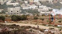 תיעוד: ערבים מהכפר מדמא יידו אבנים על יהודים