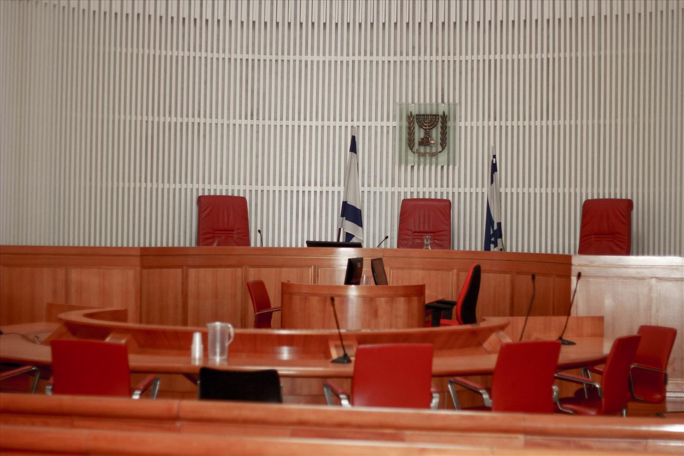 בית המשפט העליון  (צילום: יהודה פרל)