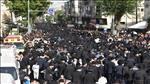 """תמונות: רבבות בהלוויתו של הרב שטיינמן זצוק""""ל"""