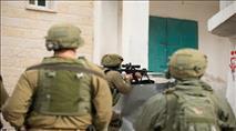 """ג'נין: ירי ומטענים לעבר כוחות צה""""ל; צה""""ל הגיב באלפ""""ה בלבד"""