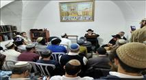 רבנים קוראים לבני הנוער: לפעול לבניין המקדש