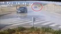צפו: האירוע בקאסר אל יהוד - דריסה מכוונת