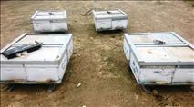 """נזקי הפשיעה החקלאית בתחום הדבש: כ-2 מליון ש""""ח בשנה"""