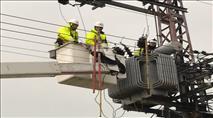 חברת חשמל נערכת למזג האוויר הסוער