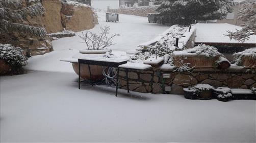 האם ירד שלג ברביעי? שבוע סוער בפתח