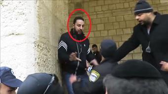 איש וואקף שתקף צעיר יהודי שהשתחווה יאלץ לפצותו