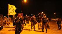 לאחר הפיגוע: מחאה בשומרון ובבנימין