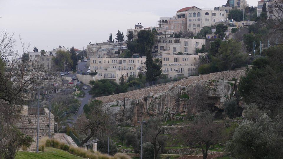 מבט לשכונת א טור (אבי אבידור)