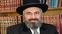 """הרב ערוסי: דבריו של מנכ""""ל בצלם באו""""ם - בגידה"""
