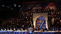 372 רבנים הוסמכו בטקס מיוחד וחגיגי