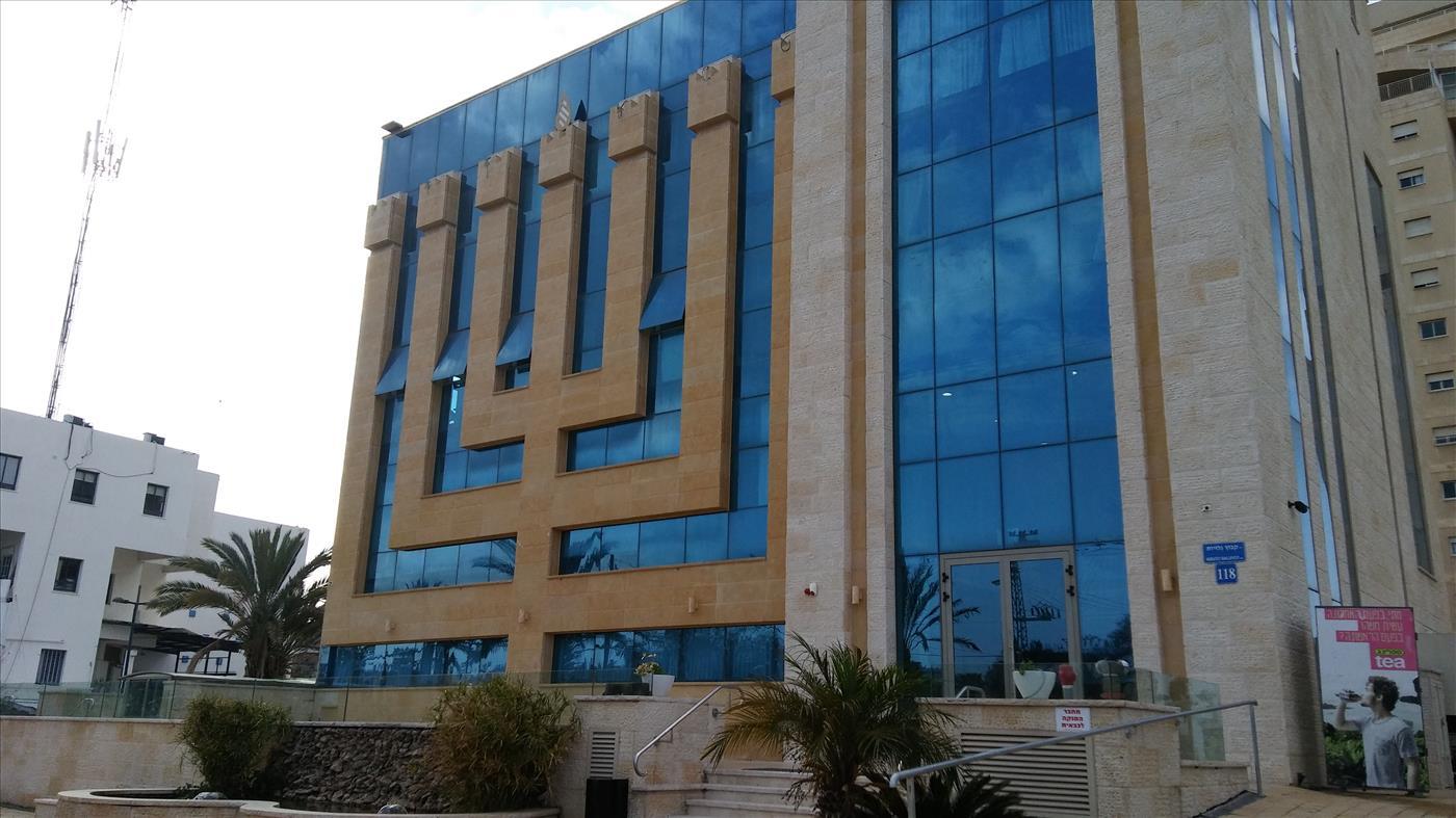 בית כנסת בתל אביב. ארכיון (יהודה פרל)