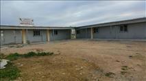 הר חברון: ערבים הקימו מבנה בית ספר בשטח ארכיאוליגי