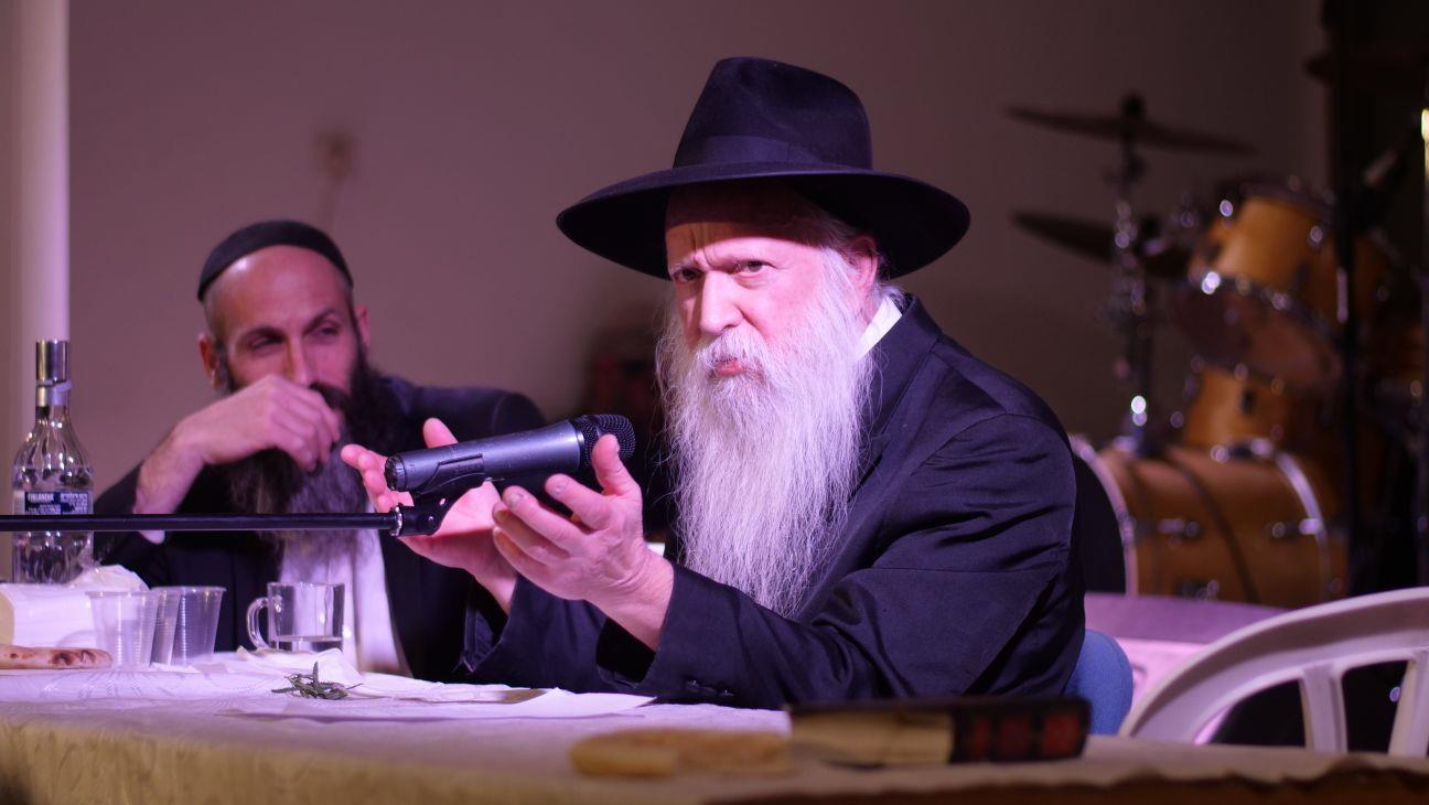הרב גינזבורג (אברהם שפירא)