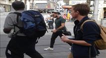 יד לאחים: המשטרה והעירייה אפשרו חלוקת חומר מסיונרי