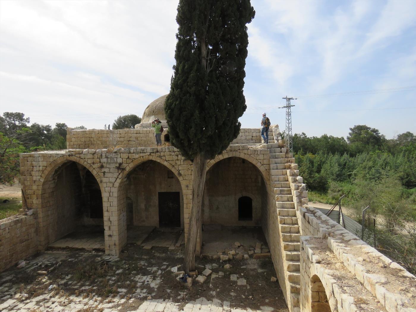 המגד העתיק בכברי (ירון בוצר)