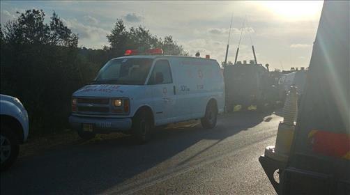 קצין וחייל נרצחו בפיגוע הדריסה בצפון השומרון