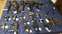 """רהט: בנו של רה""""ע לשעבר חשוד בסחר נשק"""