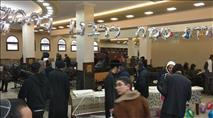 צפו בגלריה: מאות חגגו יום הולדת לרבי נחמן מברסלב