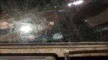 פיגוע ירי בכניסה לשכם - נהג אוטובוס נפצע בבקעה