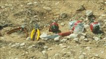 אלפי ערבים התפרעו בגבול עזה