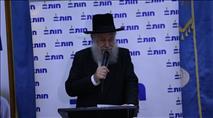 """כנס חיזוק באשדוד: """"השבת זה הלב של עם ישראל"""""""