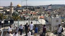 סופי: הר הבית יסגר ליהודים ביום ירושלים