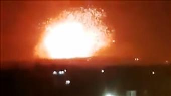 דיווח: ישראל תקפה מטרות בסוריה