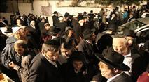 אלפים בהילולת יהושע בן נון בכיפל חארס - תמונות