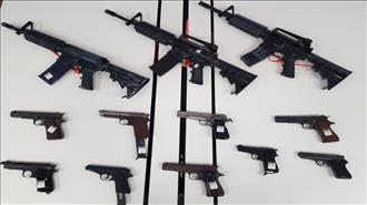 אישום: ערבי ירה על קרוב משפחה ופצע ילד בן שבע