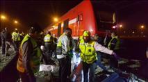 שני ערבים נהרגו ברמלה לאחר שפרצו לפסי הרכבת