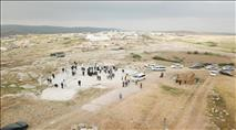 בית ספר ערבי לא חוקי נהרס בהר חברון