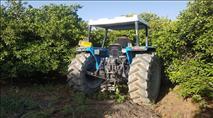 שלושה טרקטורים נגנבו מחקלאים בגבעת עדה