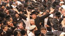 מירון: החגיגות נמשכות כל העת - צפו בתמונות