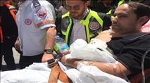 """הדקירה בירושלים: """"אני אשחט אתכם, לא משלם ליהודים"""""""