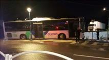 """נהג האוטובוס שנדקר: """"זה נראה כמו פיגוע"""""""