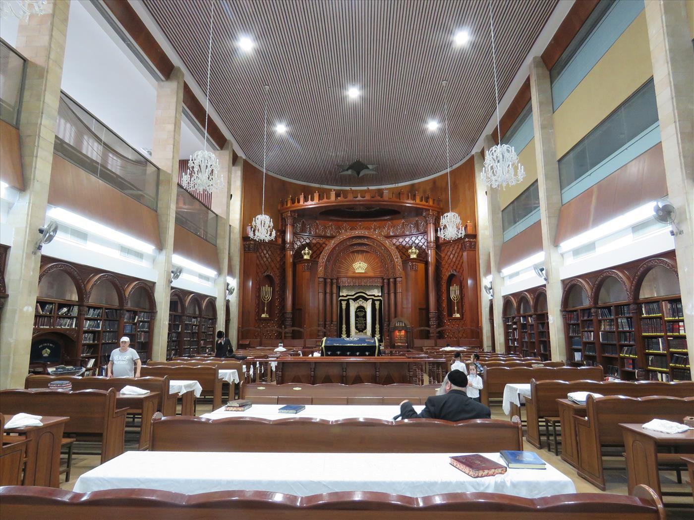 תמונות: סיורי יהודי בחיפה