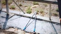 רצועת עזה: מחבלים הניחו מטען מוסווה בקאטר