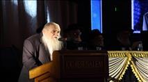"""הרב דרוקמן על תכנית טראמפ: אין לנו רשות לוותר על ארץ ישראל"""""""