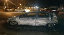טרור בלב הארץ: ערבים שרפו חמישה רכבים בלוד