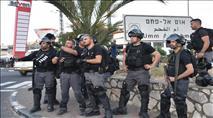 הערבים אזרחי ישראל בשביתת הזדהות עם עזה