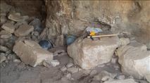 שני שודדי עתיקות נתפסו בשומרון - תמונות