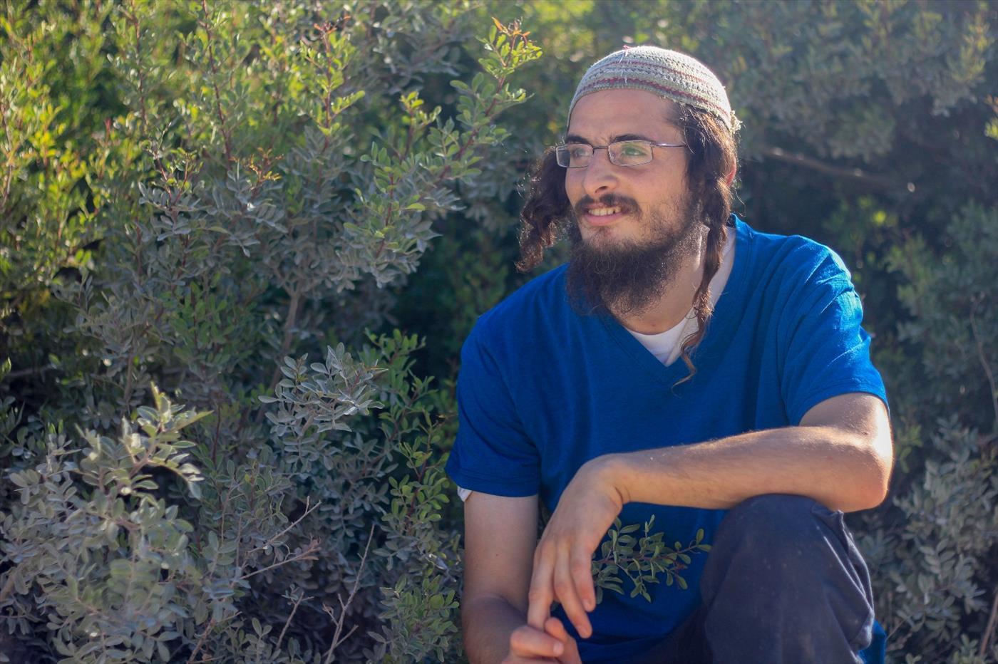 מאיר אטינגר  (צילום: יהודה פרל)