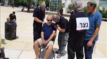 היום במשפט דומא: עדות האחראי על עינויי הצעירים