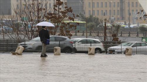 מזג האוויר: גשם קל בימים הקרובים