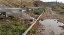 תיעוד: שוב גניבת מים בהר חברון
