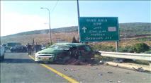 עדות: התאונה בצומת רחלים – בגלל הנהג הערבי