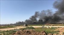 גבול הרצועה: 4 פורעים נהרגו - צלף נמלט
