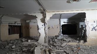 """שוב: צה""""ל הרס דירת מחבל באופן חלקי בלבד"""
